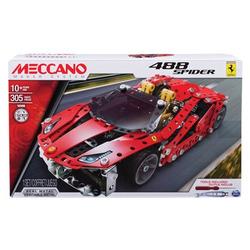SPIN MASTER - Meccano Ferrari 488 Spider