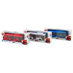 ONE TWO FUN - City Bus 1:48