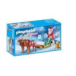 PLAYMOBIL - Slitta Di Babbo Natale Con Renne