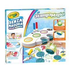 CRAYOLA - Crayola Gli Stampa Magici