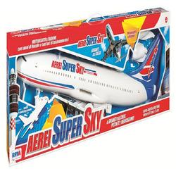 RSTOYS - Aereo Super Sky Frizione Gigante
