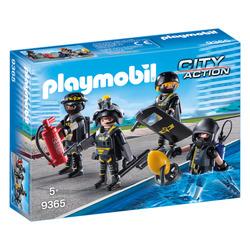 PLAYMOBIL - Squadra D'Assalto Della Polizia