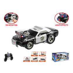 MONDO - Hot Wheels - Police Pursuit 1:16 Radiocomandata