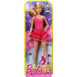 MATTEL - Barbie Ice Skater Doll