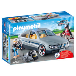 PLAYMOBIL - Agenti In Borghese