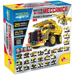 LISCIANI - Scienza Hi Tech Maestri Di Meccanica Camion E Aeroplano 25 In 1