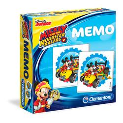 CLEMENTONI - Memo Mickey Roadster Racers