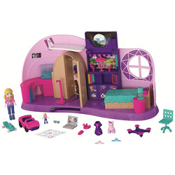 MATTEL - Polly Pocket - Cameretta Di Polly