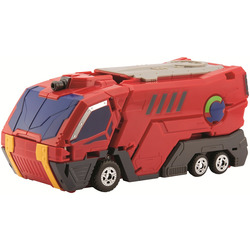 Mecard Mega Dragone - Camion Trasformabile e carta