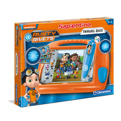 CLEMENTONI - Sapientino Travel Quiz Rusty Rivets
