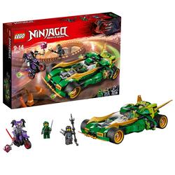LEGO - 70641 - Nightcrawler Ninja
