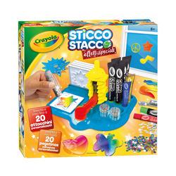 CRAYOLA - Crayola Sticco Stacco Effetti Speciali