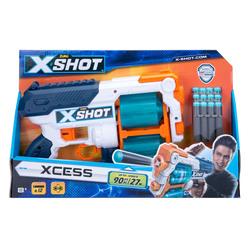 ZURU - Xshot - XCess con set 12 dardi