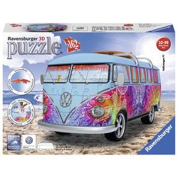 RAVENSBURGER - Camper Volkswagen Indian Summer - Puzzle 3D Veicoli