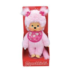 ROCCO GIOCATTOLI - Monchhichi Pink Sakura Girl