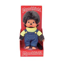 ROCCO GIOCATTOLI - Monchhichi Boy Con Salopette