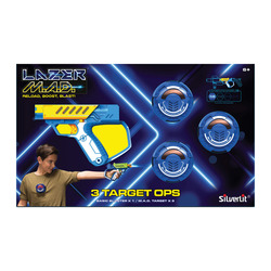 SILVERLIT - Lazer Mad Training Kit