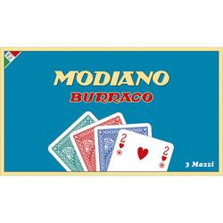 MODIANO - Burraco Extra 3 Mazzi