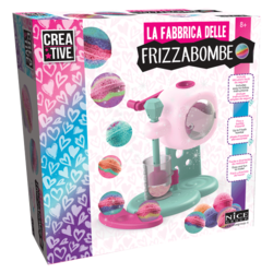 NICE GROUP - Fabbrica delle frizzabombe