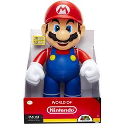 JAKKS PACIFIC - Nintendo - Big Figure Mario 45Cm