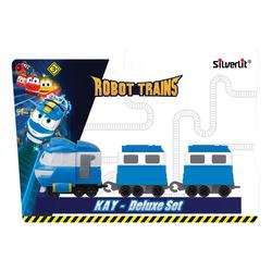 SILVERLIT - R.Trains Veicolo Diecast Deluxe (Assortito)