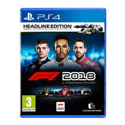 Koch Media - PS4 - F1 2018