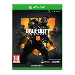 Activision - CALL OF DUTY: BLACK OPS 4, XBOX ONE