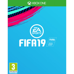 Electronic Arts - XONE Fifa 19, Xbox One, Sport, Modalità multiplayer, E (tutti), Supporto fisico