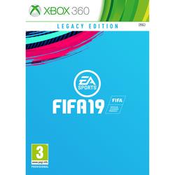 Electronic Arts - FIFA 19 Legacy Edition, Xbox 360, Sport, Modalità multiplayer, E (tutti), Supporto fisico