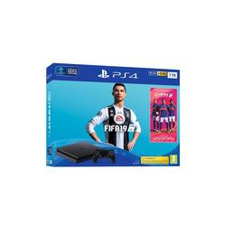 Sony - PS4 1TB + FIFA 19