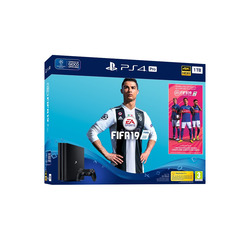 Sony - PS4 PRO + FIFA 19