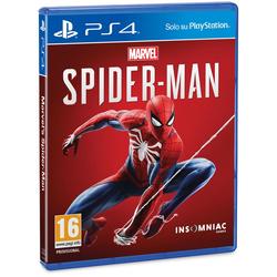 Sony - PS4 Marvel's Spider-Man, PlayStation 4, Azione / Avventura, T (Teen)