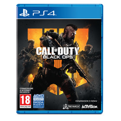 Activision - PS4 - Call Of Duty: Black OPS 4