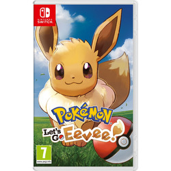 NINTENDO - SWITCH POKEMON LETS GO EEVEE