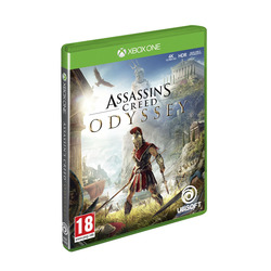 Microsoft - XONE Assassin's Creed Ody, Xbox One, Azione / Avventura, M (Mature)