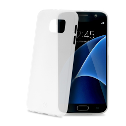 Celly - Frost, Cover, Samsung, Galaxy S7, Bianco