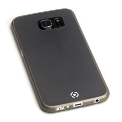 """Celly - FROST, Cover, Samsung, Galaxy S6, 12,9 cm (5.1""""), Nero"""