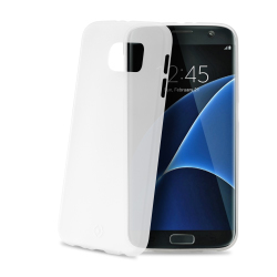 Celly - Frost, Cover, Samsung, Galaxy S7 Edge, Bianco