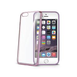 """Celly - BCLIP6SFX, Custodia con bordo, Apple, iPhone 6S, 11,9 cm (4.7""""), Rosa"""