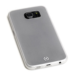 """Celly - FROST, Cover, Samsung, Galaxy S6, 12,9 cm (5.1""""), Trasparente"""