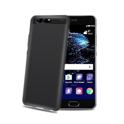 Celly - GELSKIN646BK, Cover, Huawei, P10 Plus, Nero