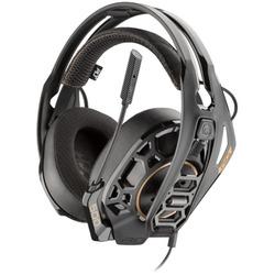 Plantronics - RIG 500 PRO HC, Console da gioco, 0,04 W, 42 dB, Stereofonico, Padiglione auricolare, Nero