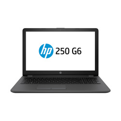 "HP - 250 G6 Notebook PC, Intel® Core™ i5 di settima generazione, 2,50 GHz, 39,6 cm (15.6""), 1366 x 768 Pixel, 4 GB, 500 GB"