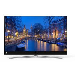 "SABA - SA49K65NS, 124,5 cm (49""), 3840 x 2160 Pixel, LED, Smart TV, Wi-Fi, Nero, Argento"