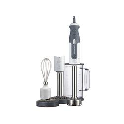 Kenwood - HDP308WH, 0,75 L, Frullatore ad immersione, Bianco, Plastica, Plastica, Acciaio inossidabile