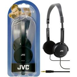 JVC - HA-L50-B, Circumaurale, Padiglione auricolare, Cablato, 18 - 22000 Hz, 1,5 m, Nero