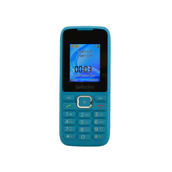 "Selecline - SL)891241 GSM 1,77"" DS BLUE"