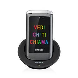 Brondi - Amico Mio 3G 2Lcd Grigio