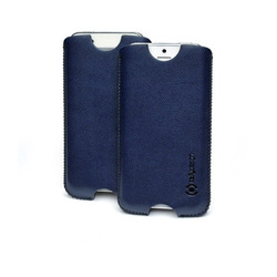 Celly - CRISXL02, Cover, Apple, iPhone 5, Blu