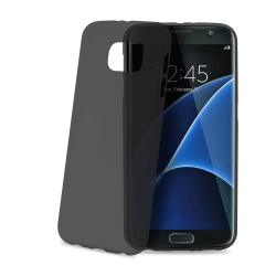 Celly - Frost, Cover, Samsung, Galaxy S7 Edge, Nero